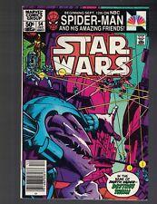 Star Wars 1981 Marvel Comic Book #54