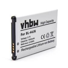Batterie 1500mAh pour LG NTLGL15G3P4, NTLGL55CPWP, Optimus 2