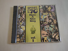 Super Hits of the '70s: Have a Nice Day, Vol. 1 cd