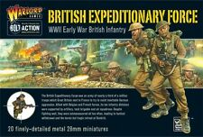BRITISH EXPEDITIONARY FORCE - BOLT ACTION - WARLORD GAMES WW2 28mm WARGAMING