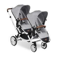 ABC Design Zoom Geschwisterwagen Zwillingswagen Kinderwagen Kollektion 2020