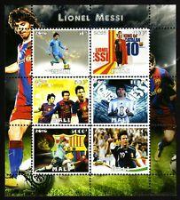 MALI - 2016  FOOTBALL. F.C.BARCELONA. Lionel Messi  BLOCK MNH**
