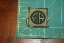 82nd Airborne Division Subdued Shoulder Patch