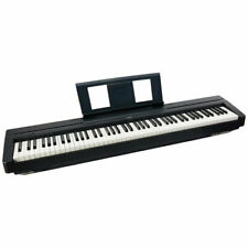 Piano Digital Yamaha P45 Black With L85 Matching Stand