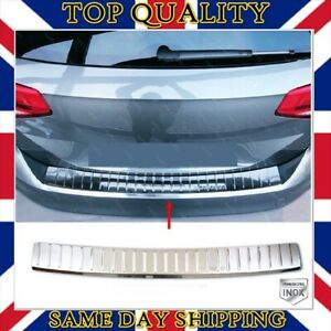 Chrome Rear Bumper Scratch Protector For Mercedes W245 B class 2005 to 2011