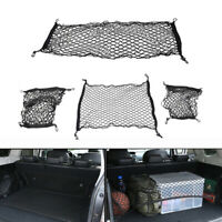 4Pcs/Set Trunk Cargo Net Storage Mesh Fit For Forester Envelope Floor 2 Sides