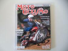 MOTOCICLISMO D'EPOCA 10/2002 MOTOM DELFINO/MORINI CORSARO/BMW R 90/6/BENELLI 175