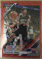 2019-20 Donruss Optic Red Wave China Tmall #109 Bradley Beal Wizards Washington