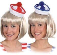 Chapeaux et coiffes rouges marins pour déguisement et costume