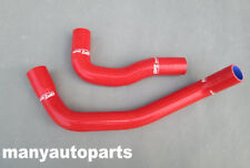 For Nissan Skyline R33 R34 GTS Silicone Radiator Hose RED