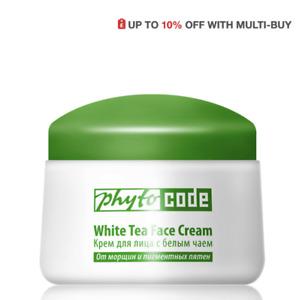 """Tiande """"Phytocode"""" White Tea Face Cream 35+,SPF11,50g"""