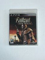 Fallout: New Vegas (Sony PlayStation 3, 2010) PS3 Video Game CIB w/ Manual