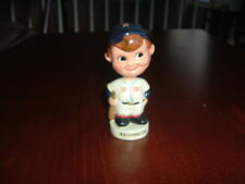 1961 - 1963 Bobble Head Nodder Washington Senators Mini Minature White Base