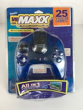 """Senario VS Maxx #20717  25 in 1 Video game system 1 or 2 players -New """"other"""""""
