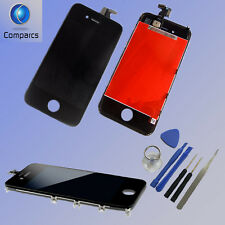 iPhone 4 G Original Retina LCD Display Touchscreen Glas Front Bildschirm Schwarz