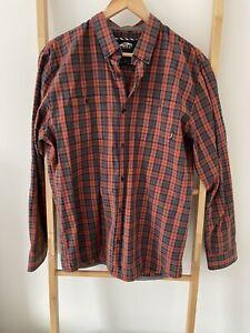 Mens - L - Vans Button up shirt