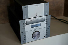 Musical Fidelity X-T100 integrated + X-Ray V8 CD Player + Triple X Power Supply