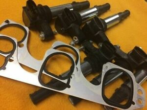 Ignition coils set of 6 for Holden VZ COMMODORE 3.6L inc LPG Type 1 plug Bosch