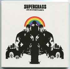 """SUPERGRASS ~ LIFE ON OTHER PLANETS ~ 2002 UK 12-TRACK """"PROMO"""" CD ALBUM [Ref.1]"""