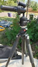 Manfrotto 055XPROB Tripod with 300N panoramic  322RC2 joystick head and case