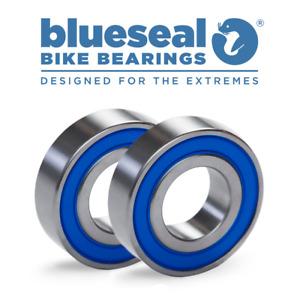 Blueseal Bicycle Bearings x 2 | 2RS LLB | Bike Wheel Hub Cassette Bottom Bracket