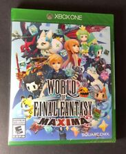 World of Final Fantasy Maxima (XBOX ONE) NEW