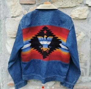 Denim Jacket Pendleton Vintage