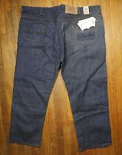 NOS 1993 Levi's 501xx Button fly Unwashed Men's 52 x 30 w/ tags but has spots