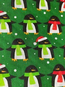 NEW! Christmas Penguins  Bandana    XS S M L XL XXL XXXL Free P&P