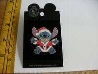 Stitch as Santa MOC Lilo and Stitch Disney Pin Nice!