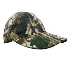 962b625fc65 Men s Jungle Camo Baseball Cap Army Fishing Hunting Camouflage Camping Hat  light