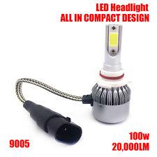 9005 HB3 110W 20000LM LED Headlight Conversion Kit Car Beam Bulbs Driving Lamps