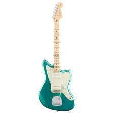 Fender American Pro Jazzmaster MN Myst/E-Guitare/Tremolo/Mystic Seafoam