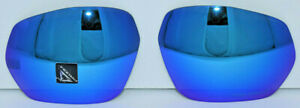 Brand New Authentic Oakley Plazma Replacement Lens Prizm Sapphire Polarized