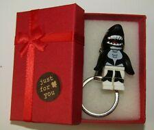 Shark Boy Keychain & Lovely Present Box added - lego platform
