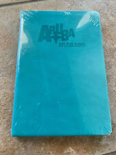 Aruba Caribbean Blue Journal Planner New Sealed