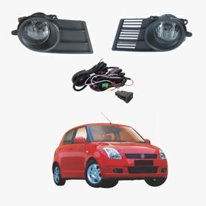 Fog Light Kit for Suzuki Swift Hatch 2005-2006 W/Wiring&Switch