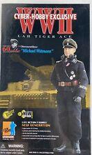 DRAGON CYBER-HOBBY WWII MICHAEL WITTMANN LAH TIGER ACE Obersturmfuhrer #70370