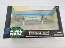 New in Box Star Wars Power of the Force Tatooine Skiff