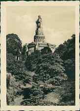 Allemagne, Hambourg, Hamburg, Bismarkdenkmal Vintage print, Photographie provena