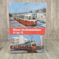 Wiener Straßenbahnlinien 61 bis 70 - #A9