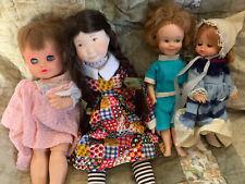 Penny Brite Doll, Mothergoose, Kalico Kids Sarah Jane, Eegee Doll 10� 4 Dolls