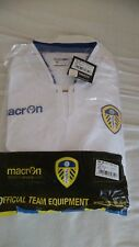 LEEDS UNITED REPLICA SHIRT 2014 /15 BNWT SIZE MEDIUM