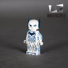 **NEW** UG Minifigure Custom White Death Batman Lego Minifigure