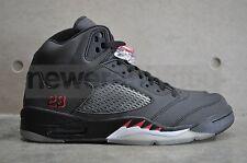 Nike Air Jordan 5 Retro - Black/Varsity Red 3M Bulls Pack