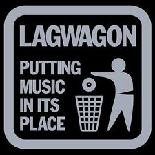 Putting Music in Its Place [Box] by Lagwagon (CD, 2011, 7 Discs, Fat Wreck)