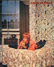 DAVID GARRICK - PHOTO'S + ARTICLE MUZIEK EXPRES 1967