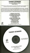 The Replacements TOMMY STINSON Village 2002 ADVNCE PROMO DJ CD USA Guns N Roses