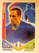 Match Attax World Stars - Franck Ribery - Frankreich