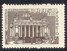 Brazil 1958 Palace/Buildings/Architecture/Parliament/Union 1v (n38704)